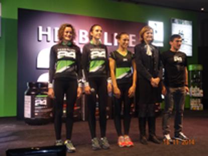 Herbalife-Sportivi sponsorizati si Elisabeta Lipa